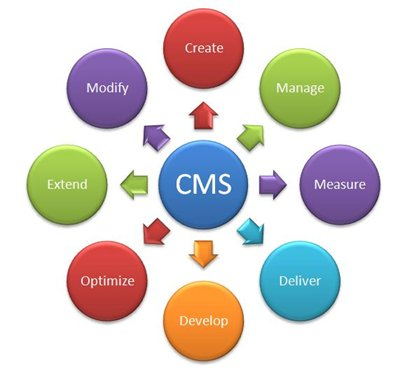 Internet Content Management Systems
