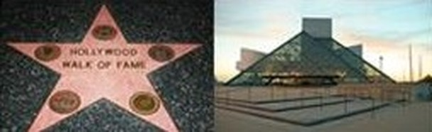International Halls and Walks of Fame