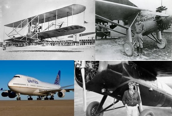 Aviation and Aviation Pioneers