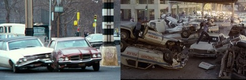 Famous Car Chase Scenes in Movies