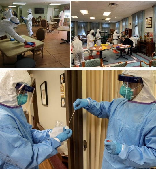 Impact of 2019-2020 Coronavirus Pandemic on Long-term Care Facilities