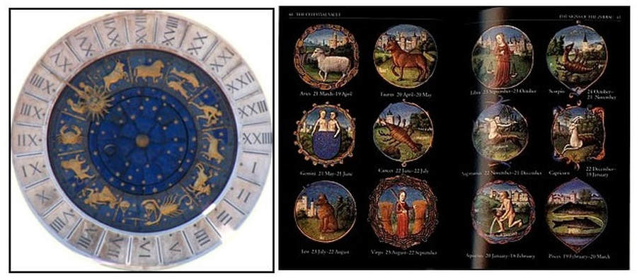 Astrology including Astrological Signs