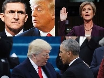 President Trump's Firing of  Michael Flynn