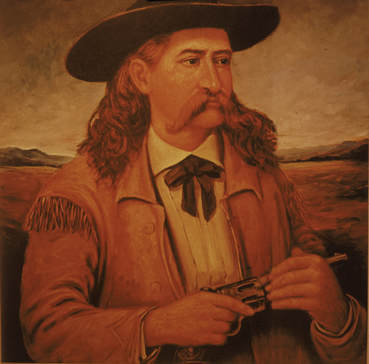 Wild Bill Hickock (1837-1876)