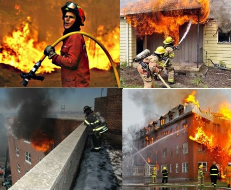 Firefighters in the United States