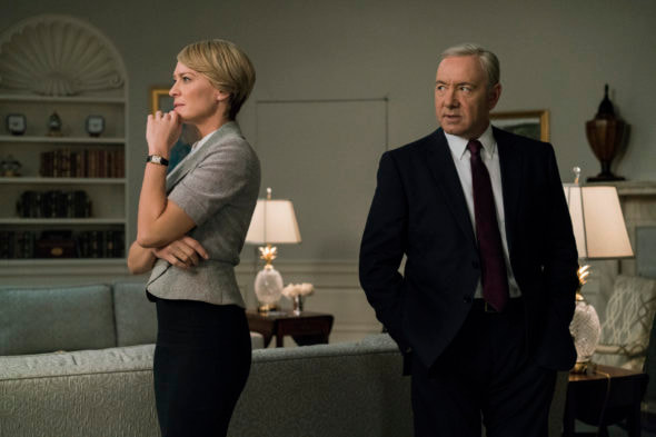 House of Cards (American TV series) (Netflix)