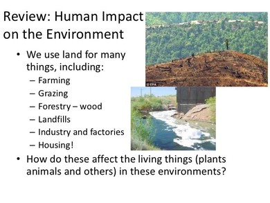 the exploitation of natural resources and its backlash on our environment Consequences of depletion of natural resources we will see the consequences of depletion of natural resources our environment.