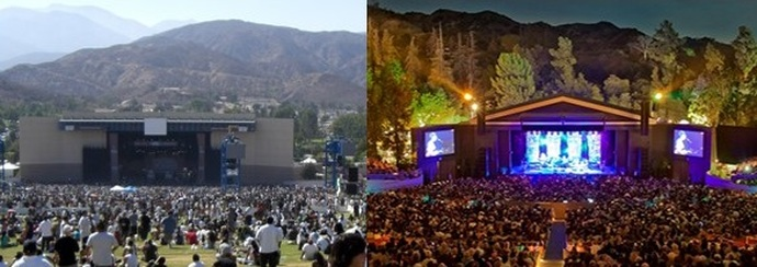 List of Outdoor Venues for theatrical or musical performances