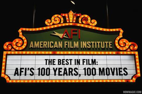 American Film Institute Including a List