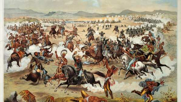 American Indian Wars, including a List of American Indian Wars