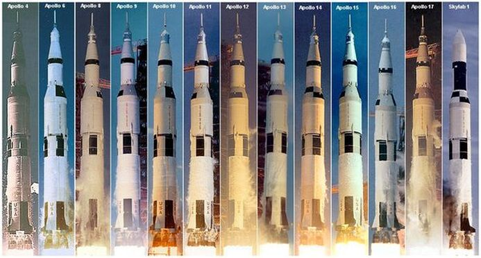Apollo Program (1961-1972)
