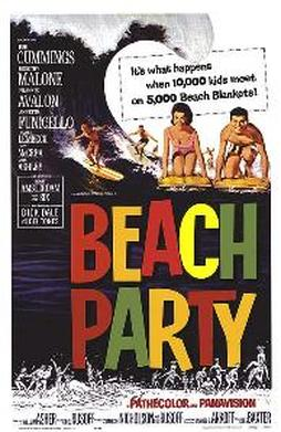 Beach Party Movies