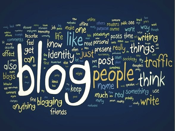 Blogs including a List of Blogs