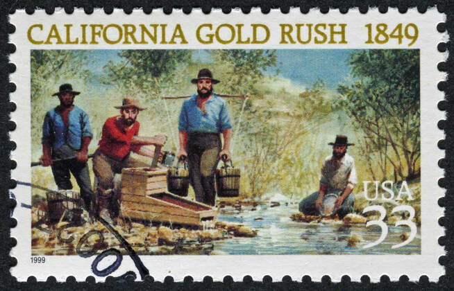 California Gold Rush (1848-1855)