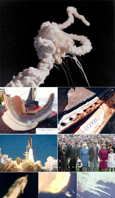 Challenger Space Shuttle  Disaster