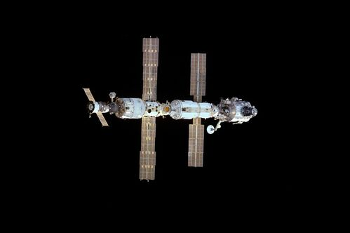 Expedition 1 Space Station