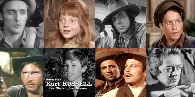 Gunsmoke TV Series (CBS: 1955-1975)