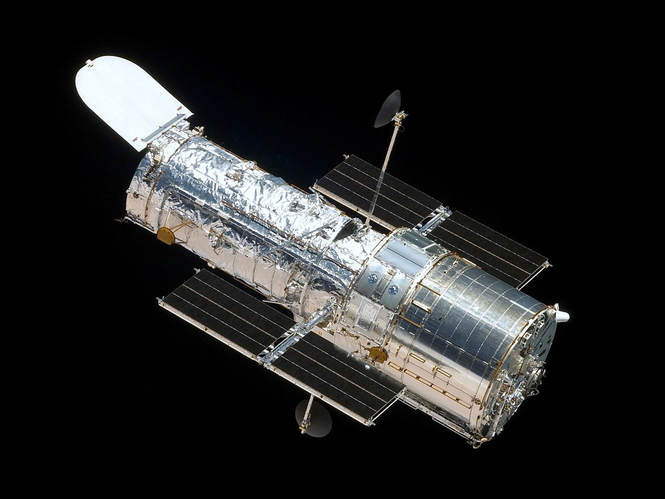 ​The Hubble Space Telescope