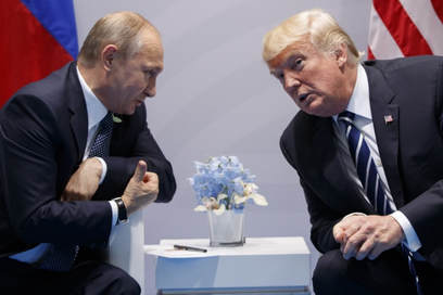 With Trump and Russia, it's all about the money
