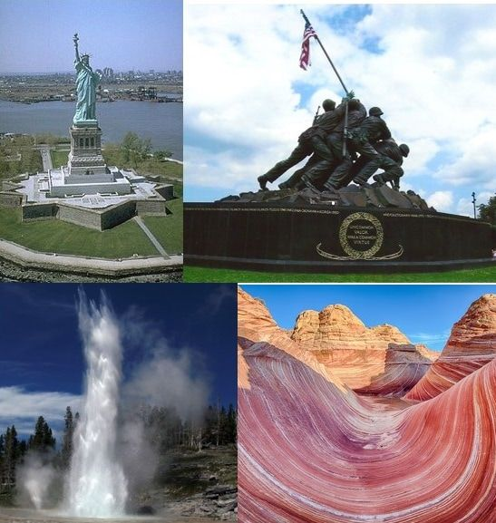 National Monuments in the United States