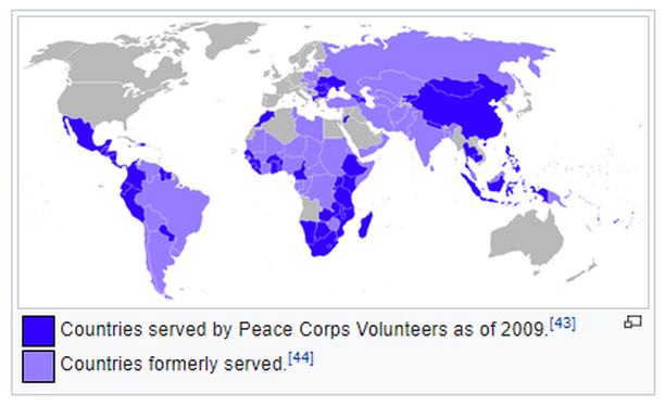 The Peace Corps