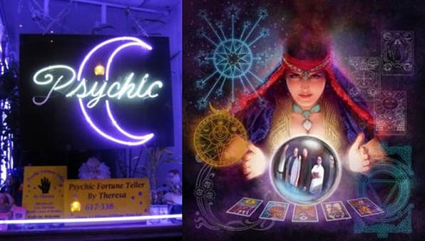 Psychics and Fortune Tellers