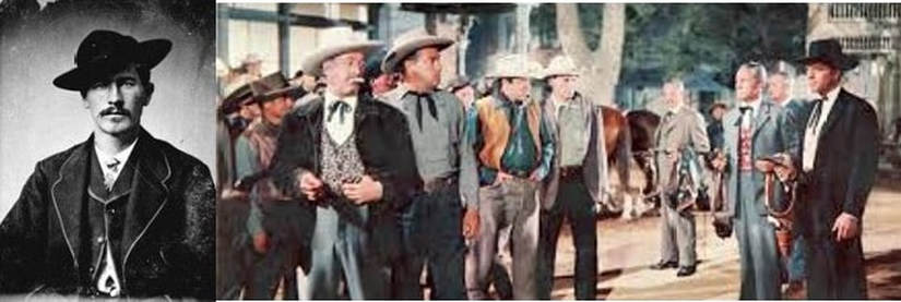 Wyatt Earp and the Gunfight at the O.K. Corral