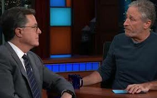 Stephen Colbert including