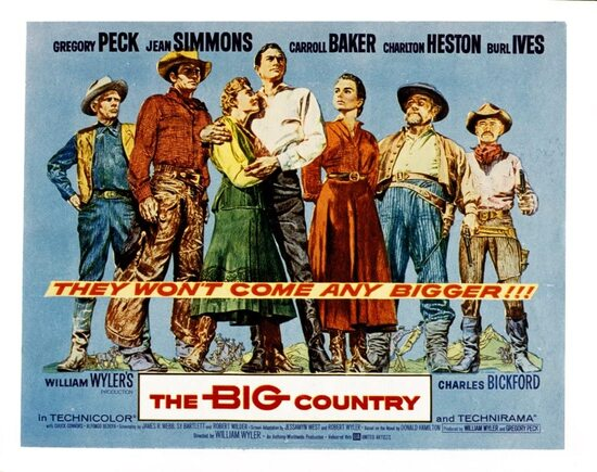 The Big Country (1958 Western Movie)