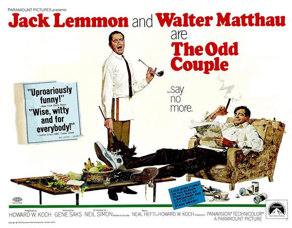 The Odd Couple (1968 Movie)
