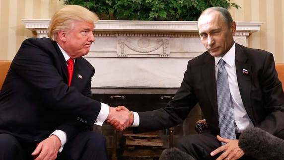President Trump Meeting Putin at G20 Summit