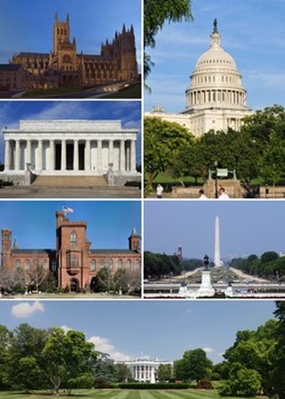 Our Nation's Capital: Washington D.C. including its Federal Buildings