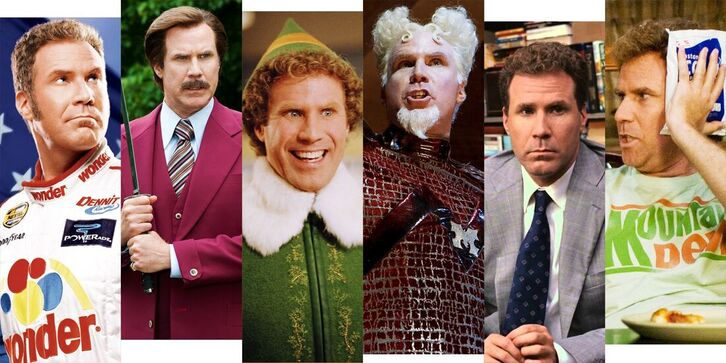 Will Ferrell, Pop Icon