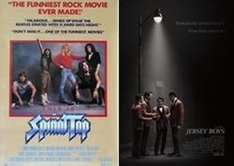 Movies with a Rock and Roll Musical Theme