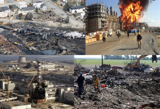 List of Industrial Disasters